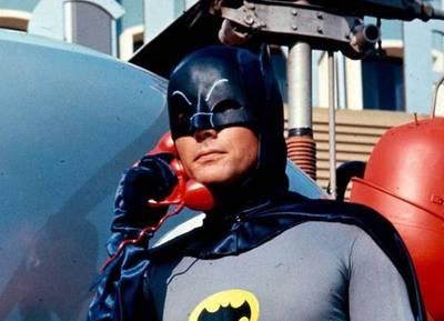 Murió el Batman más recordado, Adam West