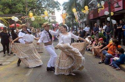 San Juan se festejó en Palma