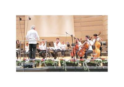 Jóvenes instrumentistas paraguayos, de gira por Europa