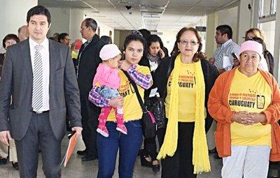 Tres condenados en caso Curuguaty piden libertad