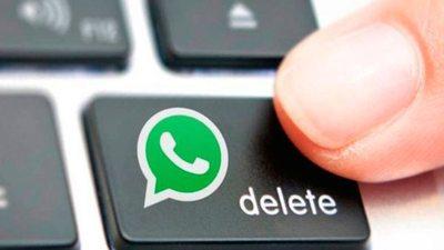 WHATSAPP: oficialmente ya se borrarán los mensajes