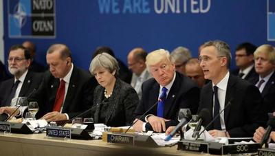 OTAN escuchó el reclamo de EE.UU. y elevó gasto militar