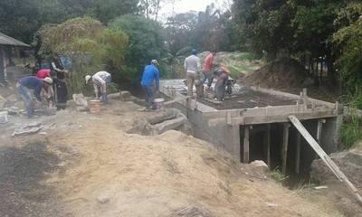 Pilar se recupera de las últimas inundaciones
