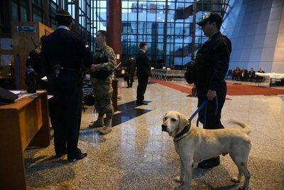 Endurecen seguridad en zona del Congreso