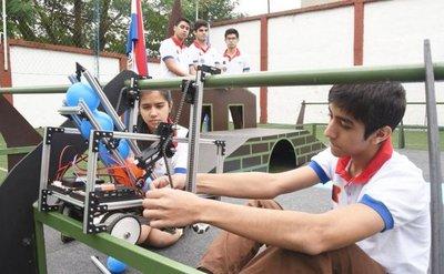 Mundial de Robótica convoca a 5 paraguayos