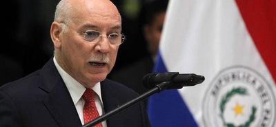 """Loizaga: """"No existe preso político en el Paraguay"""""""