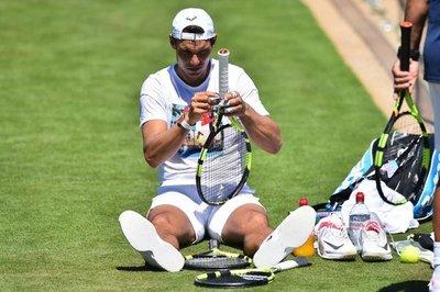 El asalto de Wimbledon y el número uno