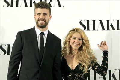 Mirá cómo bailaron Shakira y Piqué en la boda de Messi