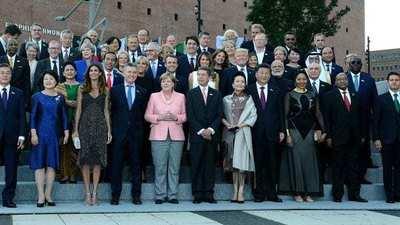 En medio de disturbios se cerró encuentro del G-20