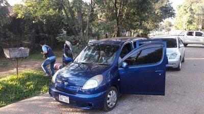 Resultado de imagen para Fallecen cuatro delincuentes tras persecución policial en Mariano Roque Alonso