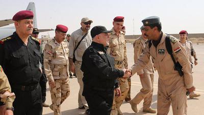 Primer ministro Iraquí anuncia la liberación total de Mosul
