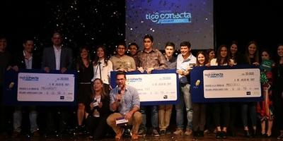 Tigo reconoció a los ganadores de Los Premios Tigo Conecta