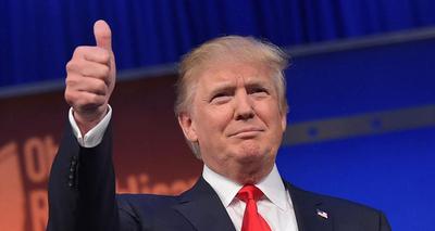 """Trump elogió """"la victoria en Mosul"""""""