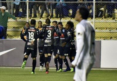 Económica victoria del Bolívar ante Liga de Quito