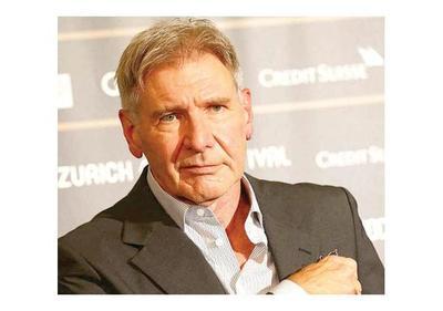 El actor Harrison Ford cumple 75 años