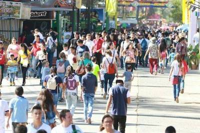 Hasta ayer, Expo recibió cerca de 80.000 visitantes