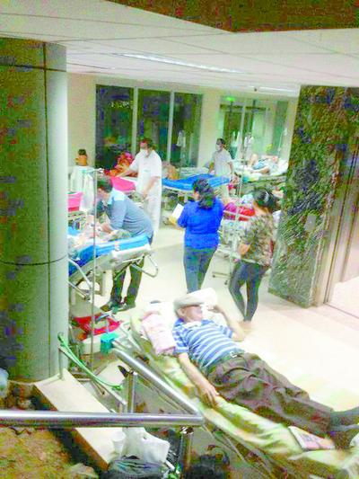 IPS: anuncian sumario tras muerte de una beba