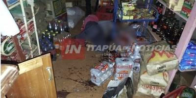 VIOLENTA MUERTE DE COMERCIANTE EN ALTO VERA