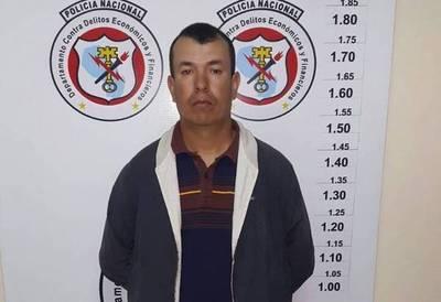 En Paraguay encontraron al mayor narco del sur del Brasil