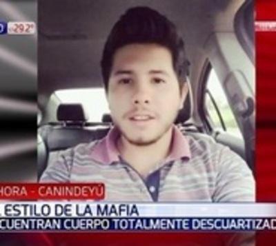 Hallan el cuerpo descuartizado de un joven en Canindeyú