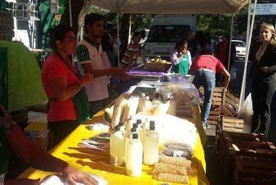 Productos orgánicos a buen precio en los barrios