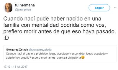 Miguel González  Zelada  Y Su  Polémico Tuit
