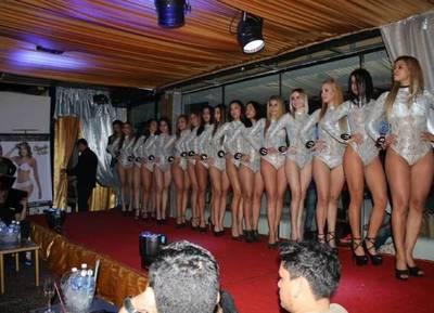 Candidatas a miss Dubai 2017