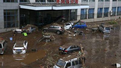 Reciente inundación en China deja 18 muertos