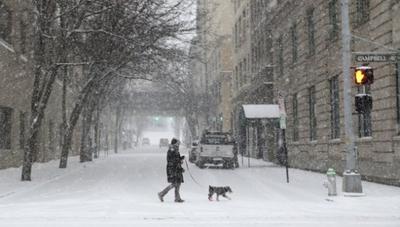 ¿Cuáles son las condiciones para que caiga nieve en Paraguay?