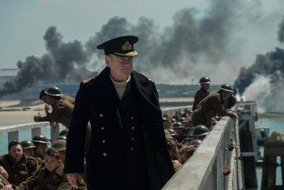 """Dunkerque"", la Segunda Guerra Mundial de la mano de Nolan"