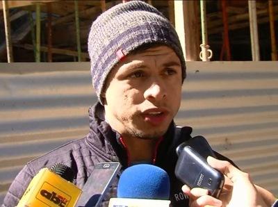 Rodrigo Rojas dejó atrás la pubalgia