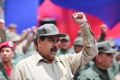 "Maduro ejecutará ""plan"" contra ""conspiradores"""