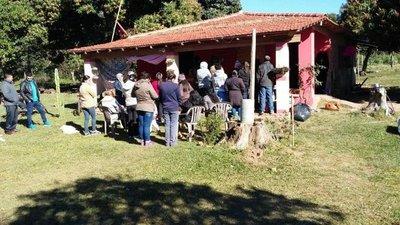 Conmoción por feminicidio en Guairá