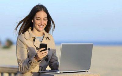 'Trabacaciones': cómo combinar el tiempo libre con el trabajo