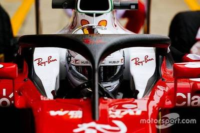 Niki Lauda, crítico con la estructura Halo