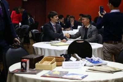 """El """"pequeño gigante"""" de Asia quiere hacer negocio con empresas paraguayas"""