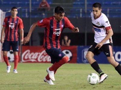 Cerro Porteño debuta contra General Díaz