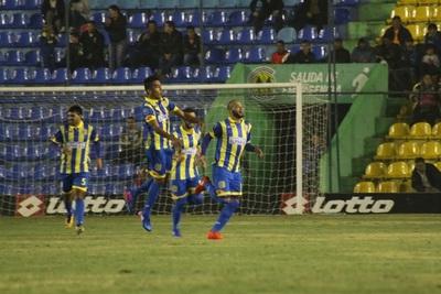 Los Escoberos vencieron 1 a 0 a Nacional en Capiatá