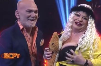 El Tremendo Beso Entre Calderini Y Silvia Süller