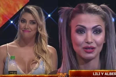 Carmiña Masi A Lili López 'me Bailabas A Mí, Era Un Poco Lésbica Esa Mirada'