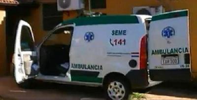 Niña fallece por falta de ambulancia en IPS