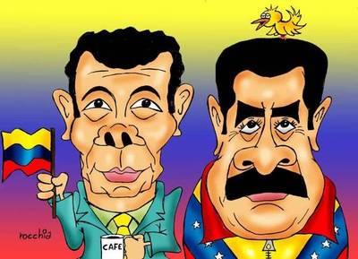 """Maduro: """"Santos no gobierna Colombia, ha destrozado la vida social, política, moral y económica"""""""