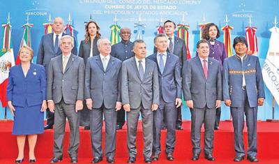Mercosur espera respuesta de Maduro