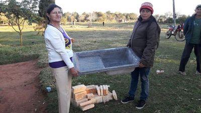 Gobierno asiste a productores de distritos de Caaguazú