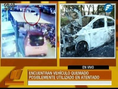 Incineran vehículo que habrían utilizado tras múltiple crimen en PJC