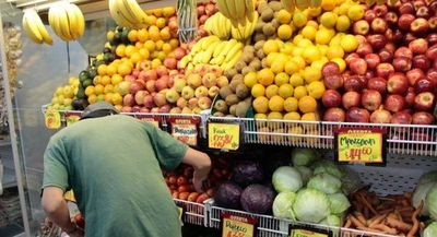 Hortalizas, frutas y verduras subirán de precio