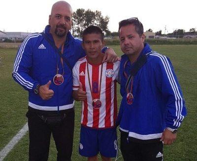 El indígena goleador que anhela una oportunidad
