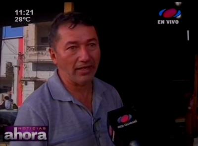 Marcha Campesina: Comerciantes asuncenos dicen perder ventas ante manifestaciones
