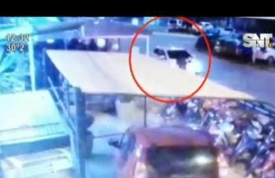 Encuentran auto usado en masacre de PJC