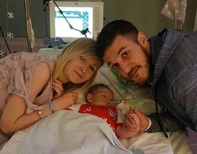 Los padres del pequeño Charlie Grad se rinden y ponen fin a la batalla legal